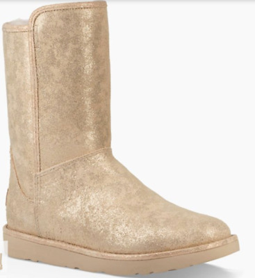 Ugg Abree Brun 38 1016587 Bottes Eur Taille Leather W 149 Ii d6YwEP