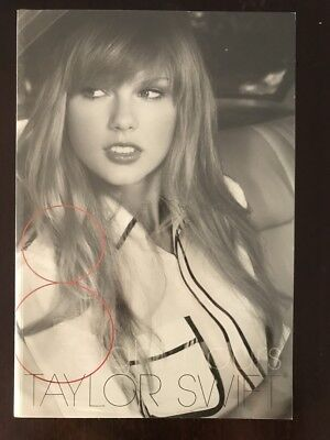 Taylor Swift 8 Hours Photo Book by Sony