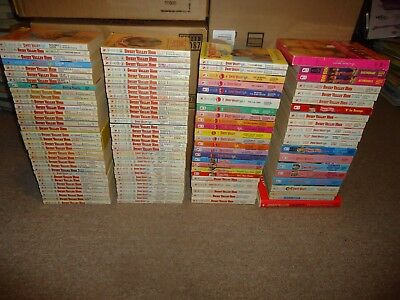 Lot 113 Sweet Valley High Books DVD Francine Pascal Super Editions Thrillers Dia