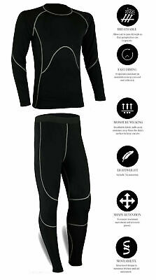 Motorcycle Base Layer Thermal Wicking  Rashguard compression Sports undersuit