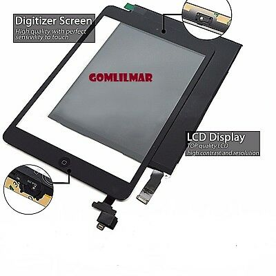 new LCD + Touch Screen Replacement For IPAD MINI 2 A1489 A1490 A1491