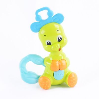 Infant Teether Hand Grasping Baby Toys Rattle Toy Jingle Bell Baby Rattles