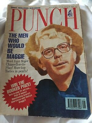 punch magazine - 12 October 1990