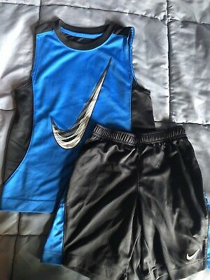 boys nike outfit youth size 7