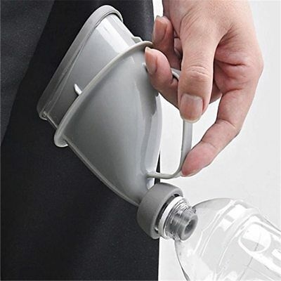 Outdoor Car Portable Adult Urinal Toilet Potty Standing Pee Funnel Urinal Embudo