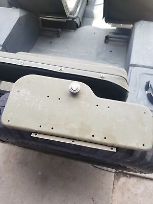 Willys MB Ford GPW Glove Box Door