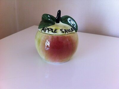 Vintage Toni Raymond Apple Sauce Pot - VGC