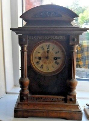 H.A.C. large mantle clock - spares or repairs