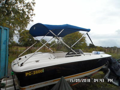 Sunseeker Outlaw Jet Boat! 1997! Rare! No Reserve!