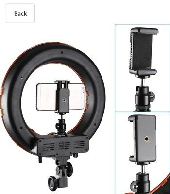 Neewer 12-inch Inner/14-inch Outer LED Ring Light and Stand 36W 5500K light