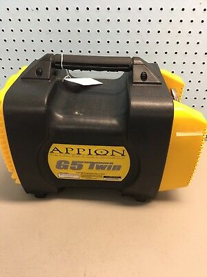 Appion G5 Twin Refrigerant Recovery Machine Great Shape No Reserve