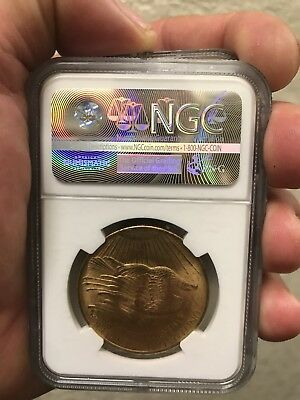 FINAL CHANCE 1908 $20 No Motto Gold St. Gaudens