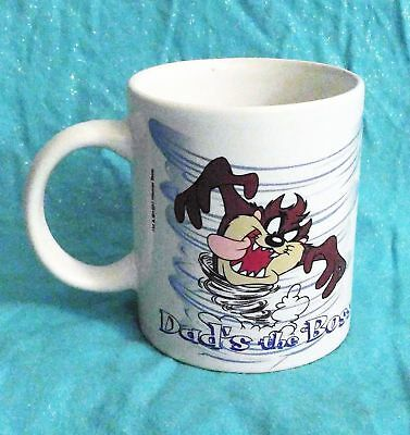 Looney Tunes Taz-Dad's The Boss 10 oz Coffee Mug