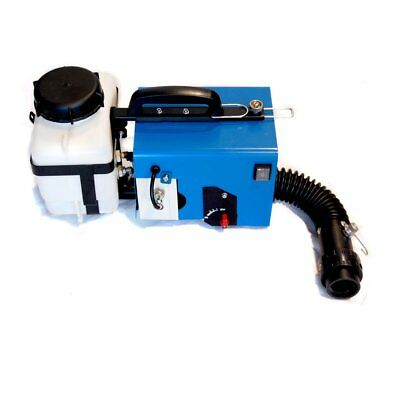 PORTABLE ULV Cold Fogger, Sprayer & Misting Machine Rechargeable Li-Ion Battery