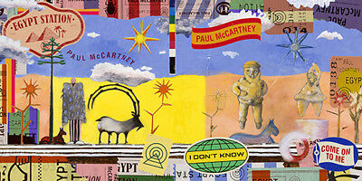 BRAND NEW SEALED Egypt Station CD BY Paul McCartney ( Sep-2018 Capitol)