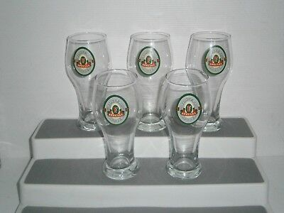 APKB287 5 Foster's Special Bitter Glasses