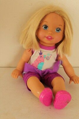 Mattel Little Mommy Talking Doll 2011