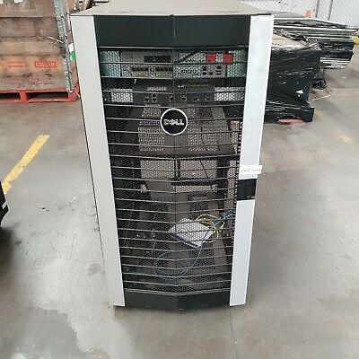 Used Dell Small Server Rack