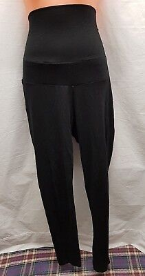 Target Collection Black Stretch  Maternity Pants Size 14
