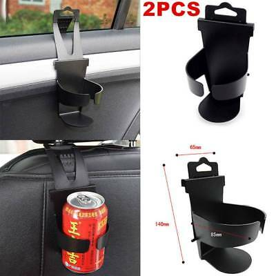 2PCS Universal in Car Cup Holder Drink Bottle Door Window Holders Mug Can Stand