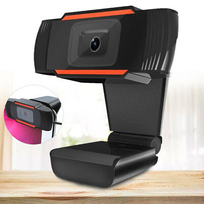 USB 2.0 12MP HD Camera Web Cam 30° Rotation With Mic Clip-on for Android TV PC