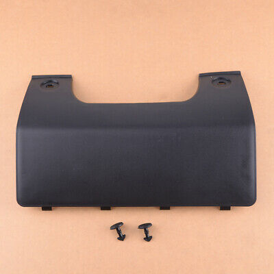 Black Rear Bumper Tow Eye Cover Panel For Land Rover Discovery 3/4 DPO500011PCL