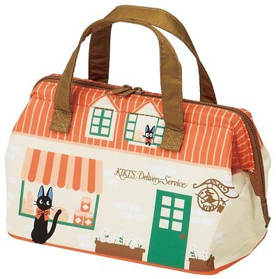 Skater Cooled Lunch Bag M Witch's Delivery Service Kiki House Studio Ghibli KGA