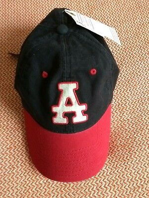Atlanta Cubs Black Crackers Baseball Cap