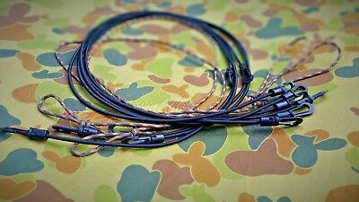 SHOCK CORD HOOTCHIE SYSTEM. Bungee occy straps