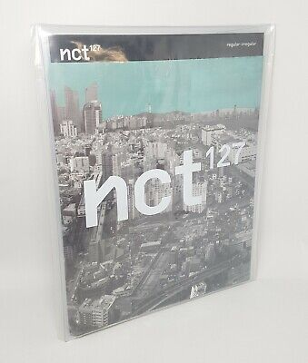 NCT 127 1st Album [NCT #127 Regular-Irregular] Irregular CD+Photobook+Photocard