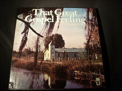 Gospel - 6 LP-BOX- THAT GREAT GOSPEL FEELING - V. A. -Capitol  SLFR 8089(1977US)