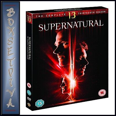 Supernatural Complete Season 13 - Thirteenth Season ** Brand New Dvd***