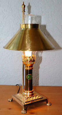 ORIENT-EXPRESS-Tischlampe , Messing, 220 V