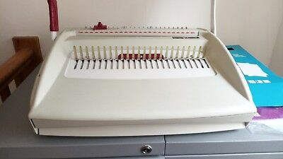 Binding machine, used condition, does the job