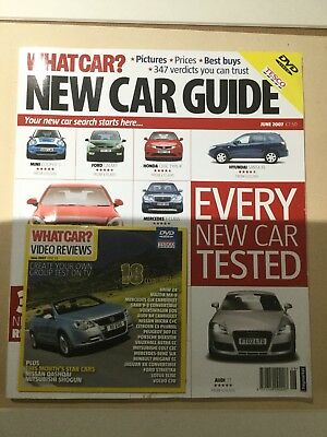 58 What Car Magazines. (collection Only)