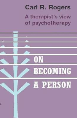 On Becoming a Person, Carl R. Rogers, New