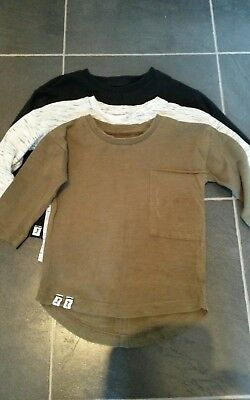 Next boys 6-9 months - 4 x tops