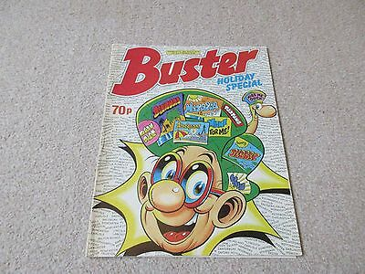 Buster Holiday Special Comic-1988-Very Good Condition