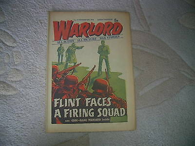 WARLORD comic No 10 , from 1974