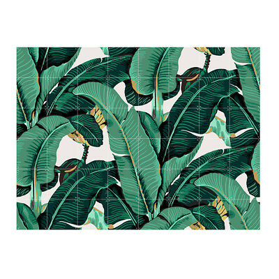 NEW IXXI banana leaf wall art (multiple sizes) by Until