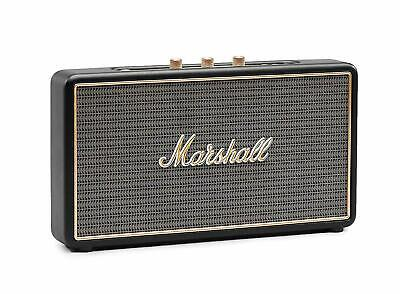 Marshall Stockwell Portable Rechargeable Bluetooth Speaker *STOCKWELLBLK