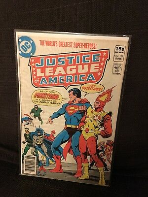Justice League of America vol 1 Issue 179 DC JLA