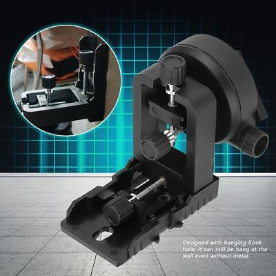 360 Degree Magnetic Wall Mounting Bracket Support Holder Stand for Laser Level
