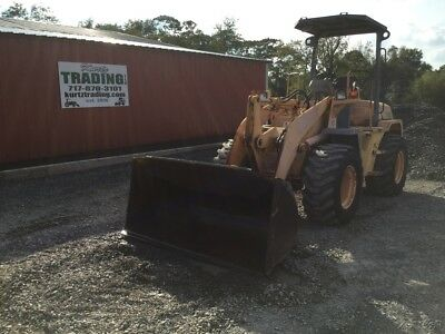 2004 TCM E820 4x4 Compact Wheel Loader Coming Soon!
