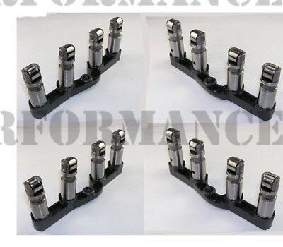Chrysler/Dodge/Jeep 5.7 HEMI MDS (4) Rear Lifters with Cradle 2009-14 VIN T