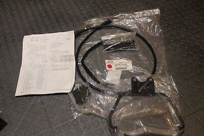 NOS Honda TRX 300 fourtrax speedometer mount and drive kit NEW Hondaline Bin A