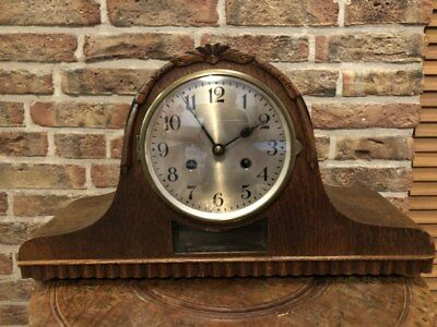 Vintage French Mantle/Table Clock with Bim-Bam Chime