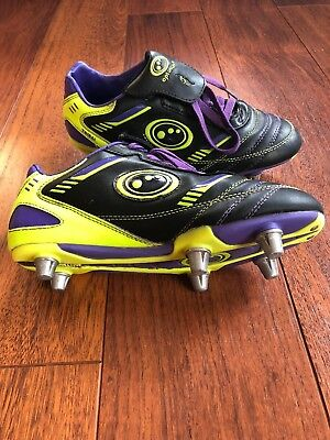 Optimum Boys Rugby Stud Boots Size 5 UK