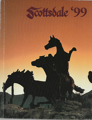 1999 44th Annual Scottsdale All Arabian Horse Show Program