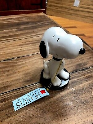 Snoopy Bobblehead Nodder By Westland Peanuts Bobble Head Collectible